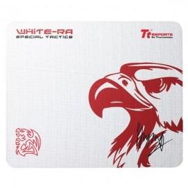 Mousepad Gamer Tt eSPORTS White-Ra Special Tactics, 36x30cm, Grosor 3mm
