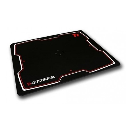 Mousepad Gamer Tt eSPORTS Concor, 40x32cm, Grosor 4mm, Negro