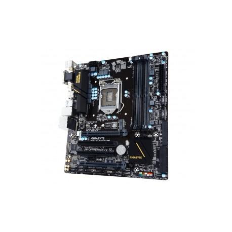 Tarjeta Madre Gigabyte micro ATX GA-H170M-D3H, S-1151, Intel H170, HDMI, USB 3.0, 64GB DDR4, para Intel