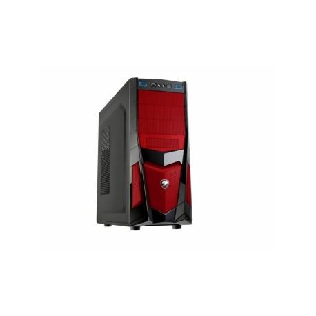 Gabinete Cougar VOLANT II RED, Midi-Tower, ATX