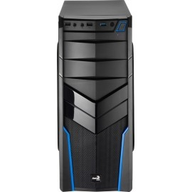 Gabinete Aerocool V2X Azul Edition, Midi-Tower, ATX