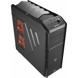 Gabinete Aerocool XPredator X1 Black Edition, Midi-Tower, ATX