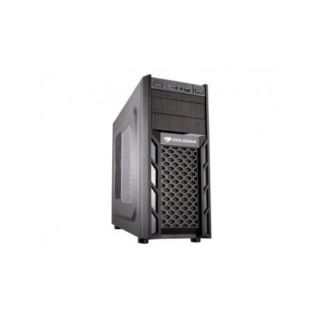 Gabinete Cougar Solution 2 con Ventana, Midi-Tower, ATX
