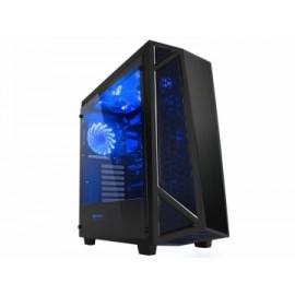 Gabinete Raidmax SIGMA con Ventana LED Azul, Tower, ATX