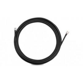 TP-Link Cable Extensión de Baja Pérdida para Antenas, 12 Metros, Negro