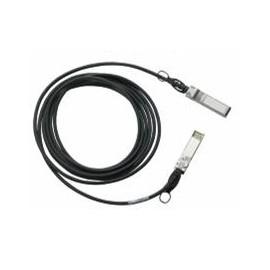 Cisco 10-Gigabit Ethernet Twinax Cable SFP, 1 Metro, Negro