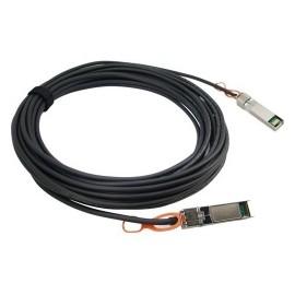 Cisco Cable SFP Macho - SFP Macho, 10 Metros, Negro