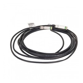 HPE Cable X240 SFP Macho - SFP Macho, 5 Metros, Negro