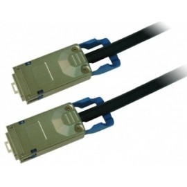 Cisco Cable Stack FlexStack, Macho - Macho, 3 Metros, Negro