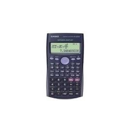 Casio Calculadora Científica FX-82MS, 12 Dígitos, Batería AA