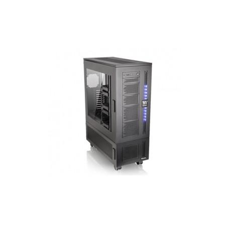 Gabinete Thermaltake Core W100 con Ventana LED Azul, ATX