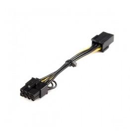 Startech.com Cable de Poder PCI Express 6-pin - 8-pin, 15cm