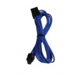 Aerocool Cable de Poder 8-pin Macho - 8-pin Hembra, 40cm, Azul