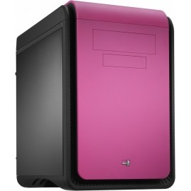 Gabinete Aerocool DS Cube Pink, micro-ATX