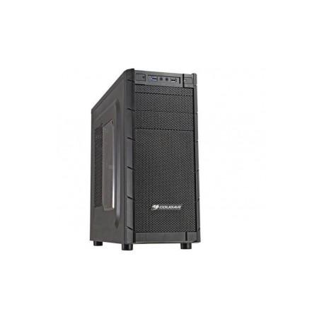 Gabinete Cougar ARCHON, Midi-Tower, ATX micro-ATX, USB 2.0 3.0, sin Fuente, Negro