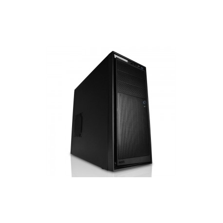 Gabinete NZXT Source 220, Ventiladores LED Azul, Midi-Tower, ATX