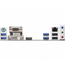Tarjeta Madre ASRock micro ATX B150M-HDV, S-1151, Intel B150, HDMI, USB 3.0, 32GB DDR4, para Intel