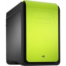 Gabinete Aerocool DS Cube Green, micro-ATX