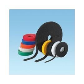 Panduit Abrazadera para Cables Tak-Ty 4.6 Metros, Negro