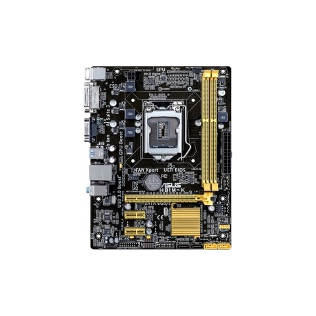 Tarjeta Madre ASUS micro ATX H81M-K, S-1150, Intel H81, USB 2.0/3.0, 16GB DDR3, para Intel