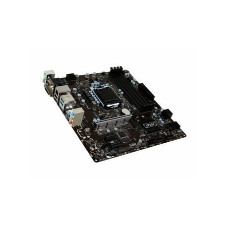 Tarjeta Madre MSI micro ATX B250M PRO-VDH, S-1151, Intel B250, HDMI, USB 3.0, 64GB DDR4, para Intel