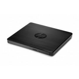 HP F2B56AA Quemador de DVD, DVD-RW, USB 2.0, Externo, Negro