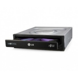 LG GH24NSD1 Quemador de DVD, DVD-R 24x  DVDRW 8x, SATA, Interno, Negro