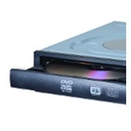 Lite-On iHAS124 Quemador de DVD, DVD-R 24x  DVDRW 8x, Interno, SATA, Negro (Bulk)