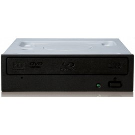 Pioneer BDR-209DBK Quemador de Blu-ray, BD-R 16x