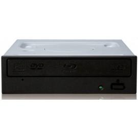 Pioneer BDR-209DBK Quemador de Blu-ray, BD-R 16x  DVDR 16x, SATA, Interno, Negro