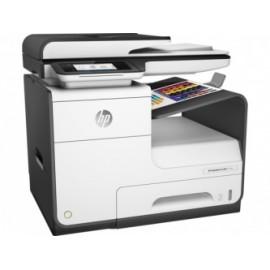 Multifuncional HP PageWide Pro 477dw, Color, Inyección, Inalámbrico