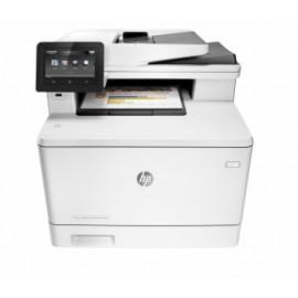 Multifuncional HP LaserJet Pro MFP M477fdw, Color, Láser, Inalámbrico