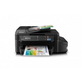 Multifuncional Epson L655, Color, Inyección, Tanque de Tinta (EcoTank), Inalámbrico