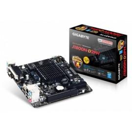 Tarjeta Madre Gigabyte mini-ITX GA-J1800N-D2PH, Intel Celeron Dual Core J1800 Integrada, HDMI, USB 2.0/3.0, 8GB DDR3