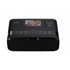 Impresora Fotográfica Portátil Canon SELPHY CP1200, 300 x 300 DPI, Inalámbrico, Negro