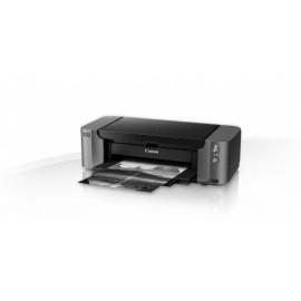 Impresora Fotográfica Canon PIXMA Pro-10, Inyección, 4800 x 2400 DPI, Inalámbrico, Negro/Plata