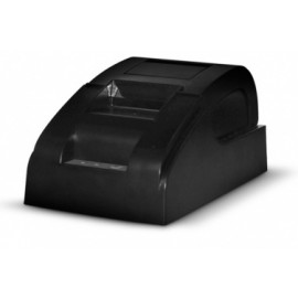 Black Ecco BE90, Impresora de Tickets, Térmica Directa, Alámbrico, USB  Serial, Negro