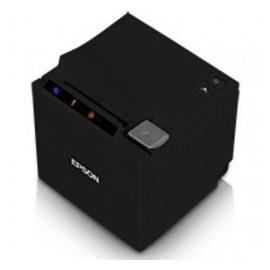 Epson TM-m10, Impresora de Tickets con Autocortador, Térmica, Bluetooth, Negro