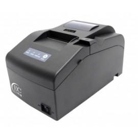EC Line EC-PM-530, Impresora de Tickets, Matriz de Puntos, Inalámbrico/Alámbrico, Bluetooth, USB, Negro