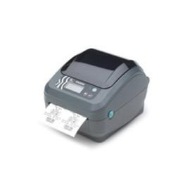 Zebra GX420d, Impresora de Etiquetas, Térmica Directa, Bluetooth, Ethernet, Paralelo, 203DPI