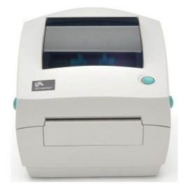 Zebra Impresora de Etiquetas, Térmica Directa, USB, RS-232, 203 x 203DPI, Blanco