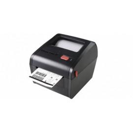 Honeywell PC42D, Impresora de Etiquetas, Térmica Directa, 203 x 203 DPI, USB 2.0, Negro