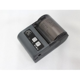 EC Line Impresora Móvil EC-MP-2, Térmica, Inalámbrico, Bluetooth 4.0, Negro