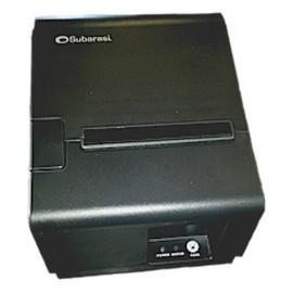 Subarasi Impresora Móvil PS24, Térmico, 203 x 203 DPI, Alámbrico, Negro