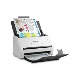 Scanner Epson DS-530, 300 x 300 DPI, Escáner Color, Escaneado Dúplex, USB 3.0, Blanco