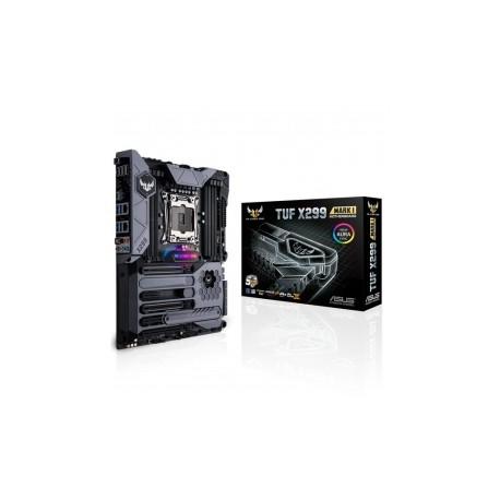 Tarjeta Madre ASUS ATX TUF X299 MARK 1, S-2066, Intel X299, USB 3.0, 128GB DDR4, para Intel