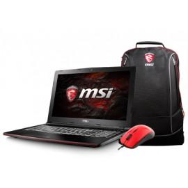 Laptop MSI GP62MVR 6RF Leopard Pro 15.6, Intel Core i7-6700HQ 2.60GHz, 16GB, 1TB, NVIDIA GeForce GTX