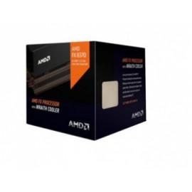 Procesador AMD FX-8370 Black Edition con Wraith