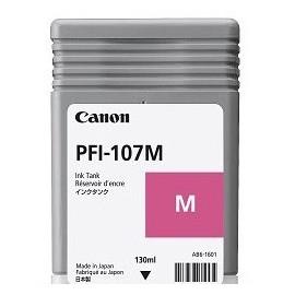 Tanque de Tinta Canon PFI-107M Magenta 130ml