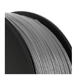 Verbatim Bobina de Filamento PLA Universal, Diámetro 1.75mm, 1Kg, Gris